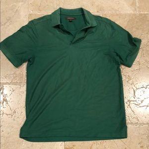 Nordstrom - men's - S - green polo